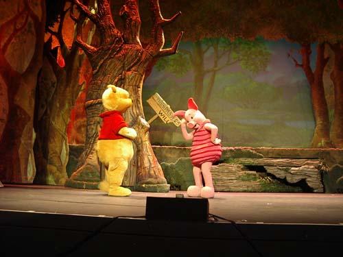 Disney Live Pooh Images Page 2