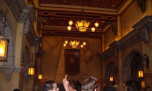Disneys California Adventure Tower Of Terror Review
