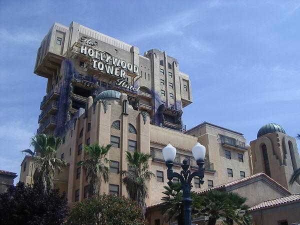 Disney S California Adventure Tower Of Terror Review